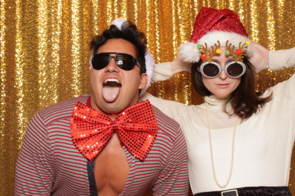 Why Your Holiday Party Needs A Photo Booth
