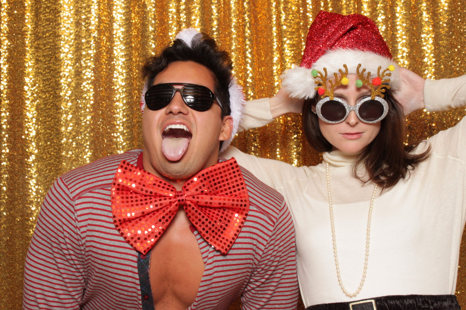 DC Holiday Party Photo Booth City Market at O
