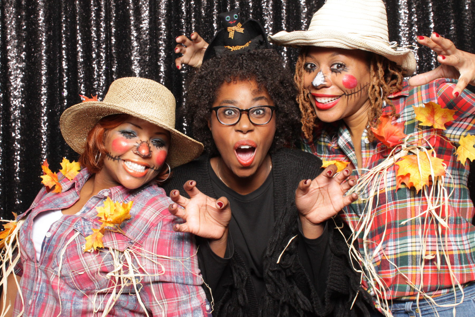 Halloween Photo Booth Rentals